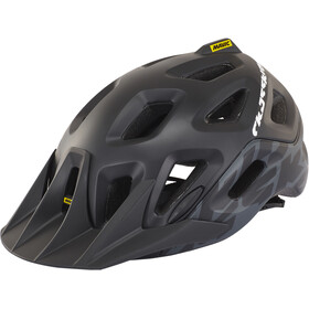 Mavic Crossride Casco, black/black